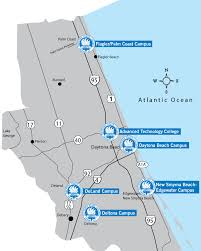 West Coast Of Florida Map by Choose Your Campus