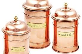 34 nature rustic kitchen canisters glass jars with metal button