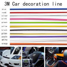 Diy Car Decor Decor Line Picture More Detailed Picture About 3 M Car
