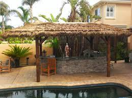 Tiki Hut Material Tahitian Palm Tiki Hut Kits Palapas Palapa Structures