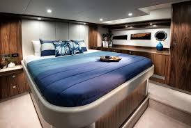 Yacht Bedroom by Riviera 5400 Sport Yacht 2017 2017 Reviews Performance Compare
