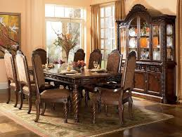 dining room astonishing ashley dining table dining chairs for