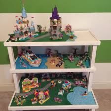 Lego Table With Storage For Older Kids Custom Lego Friends Table Also With Space For Lego Disney Princess