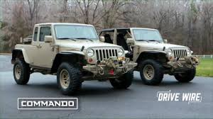 jeep wrangler commando nascar garage wants to build diesel jeep wranglers for u s army