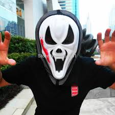 wholesale halloween masks 2017 halloween devil mask scream mask ghost king horror halloween
