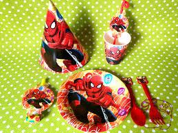 aliexpress com buy 181pcs 12 peoples spiderman theme birthday