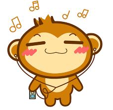 dancing emoji gif monkey birthday gif gifs show more gifs