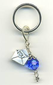 lisa kaufman designs keychains