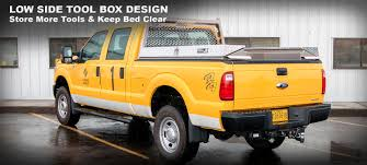 Tool Box Low Side Tool Box Highway Products Inc