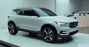 close up with the volvo 40 1 and 40 2 concepts 2018 u0027s xc40 and