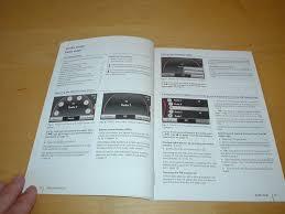 volkswagen rns 310 u0026 315 navigation system owners manual handbook