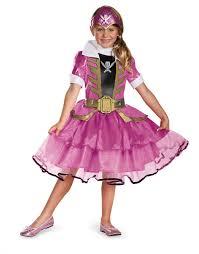 Power Ranger Halloween Costume Kids Power Rangers Pink Girls Costume 57 99 Costume Land