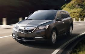 acura minivan 2017 acura mdx better than ever by camco acura in ottawa
