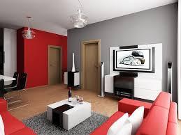 red living room set living red and black living room set white wooden modern tv