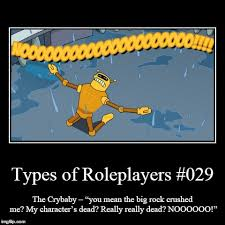 Make Your Own Meme Poster - types 029 roleplayers pinterest