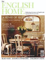 English Home Design Magazines Press U2014 Interior Design Ham Interiors Henley On Thames