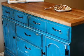 colorful dresser to epic upcycled kitchen island fresh home