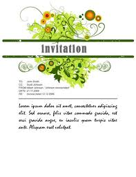 party invitations wonderful party invitation template word ideas