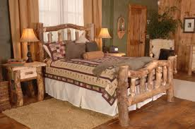how to choose rustic bedroom furniture for your home