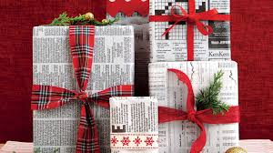 wrapping paper for christmas how to recycle wrapping paper southern living