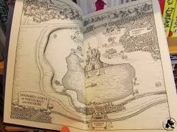 Harry Potter World Map by Recovering Potter Addict Muggle Monday New Tidbits Revealed
