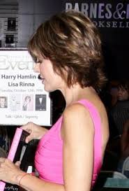 back view of lisa rinna hairstyle pictures on lisa rinna short layered hairstyles cute hairstyles