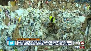 recycling are you recycling wrong fox 4 now wftx fort myers cape coral