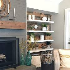 fireplace bookcase ideas best fireplace shelves ideas on alcove shelving best wood for built in bookshelves