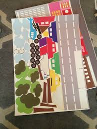 mom parents and the city was happily surprised find that you can truly make the design your own every little piece cityscape its individual sticker