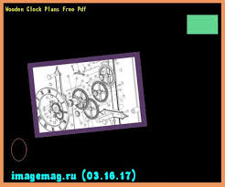 Free Wooden Clock Plans Download by Wooden Clock Plans Kits 100914 The Best Image Search 10331603
