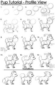 best 25 dog drawing tutorial ideas on pinterest how to draw