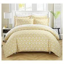 yellow duvet covers target