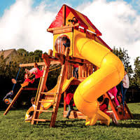 Kids Backyard Playground Backyard Playsets Kids Swings Playing Outside Bombay Outdoors