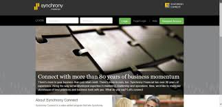 synchrony connect completes program rollout with new portal to