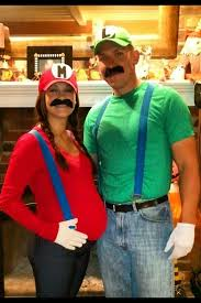 Mario Halloween Costumes Girls 25 Pregnant Halloween Costumes Ideas
