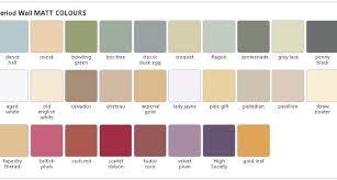 17 decorative crown paint colour chart lentine marine 32631