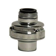 Air Force A112 Faucet Faucet Aerator Omni A112 18 1m 1 5 Gpm Chrome Stainless 15 16