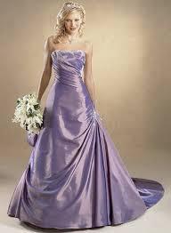 white and lavender wedding dresses lavender wedding gown