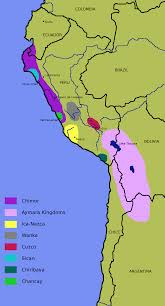 Map Of Peru South America by Atlas Of The Inca Empire Wikimedia Commons