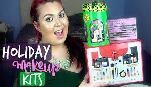 high end holiday makeup sets sephora favorites kits youtube