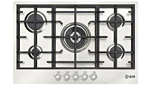Gas Cooktop 90cm Ilve 90cm 5 Burner Gas Cooktop Stainless Steel Cooktops