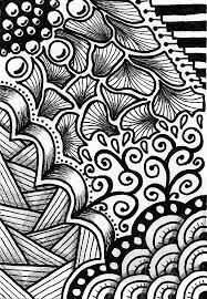 zen of design patterns creative crafting how to zen doodle