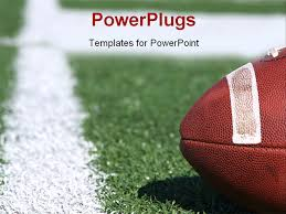 powerpoint football template free football presentation template