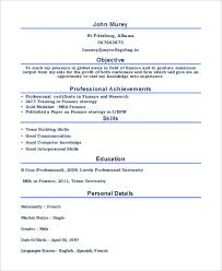 templates for freshers resume awesome collection of 28 free fresher resume templates on sle
