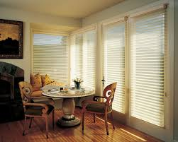 gorgeous casual dining room window treatments dining room window