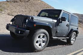 matte brown jeep 2018 jeep wrangler mules spied testing autoguide com news
