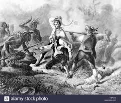 thanksgiving killing indians indians settlers stock photos u0026 indians settlers stock images alamy