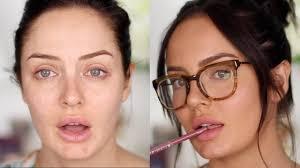 easy u0026 affordable natural makeup for college work etc