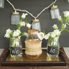 country wedding centerpieces rustic glam wedding decor dollargeneral the country chic cottage