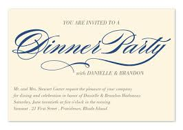 dinner party invitations free printable cogimbo us